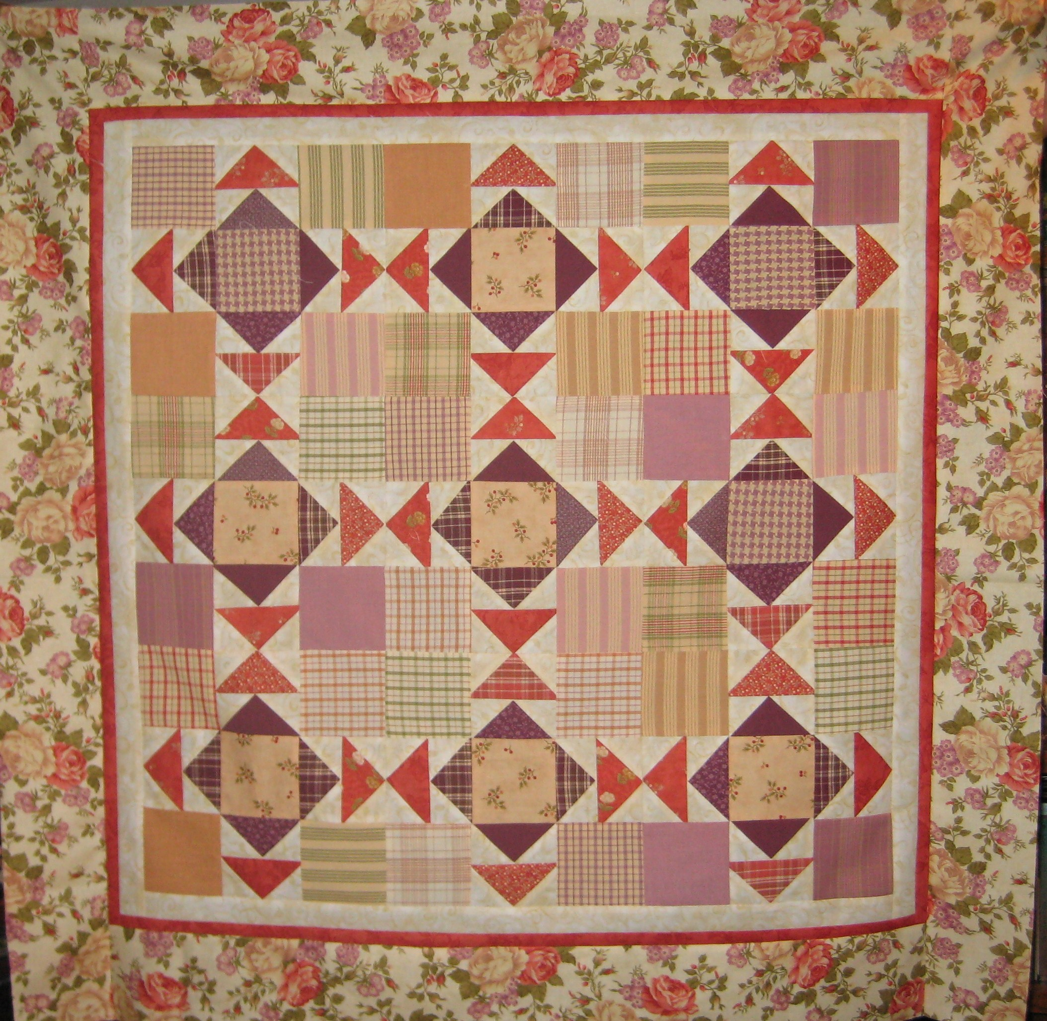 September Schnibbles Special Note Fat Cat Quilts