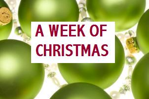 A Week of Christmas