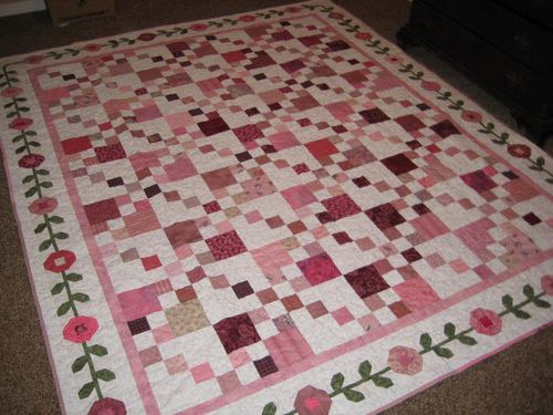 Mesha's Wedding Quilt